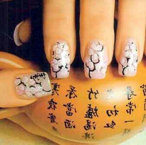 как красить ногти по фэн-шуй