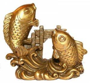 рыбки фэн-шуй