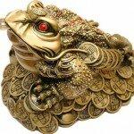талисман богатства_трехлапая жаба