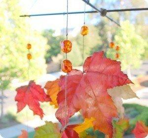 листья для музыки ветра