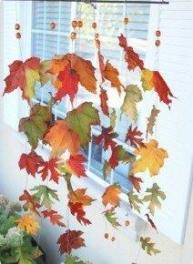 музыка ветра осенние листья